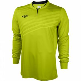 Вратарский свитер Umbro Graphic Jersey Padded (зеленый)