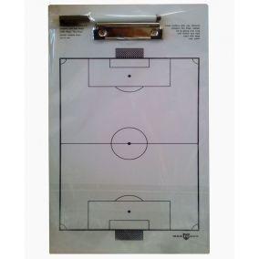 Тактическая доска (планшет) для футбола