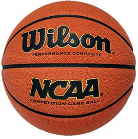 Баскетбольный мяч Wilson NCCA I/O